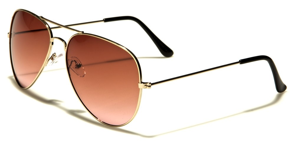 b0456f88b95 Air Force Aviator Unisex Sunglasses - AF101-GDGC