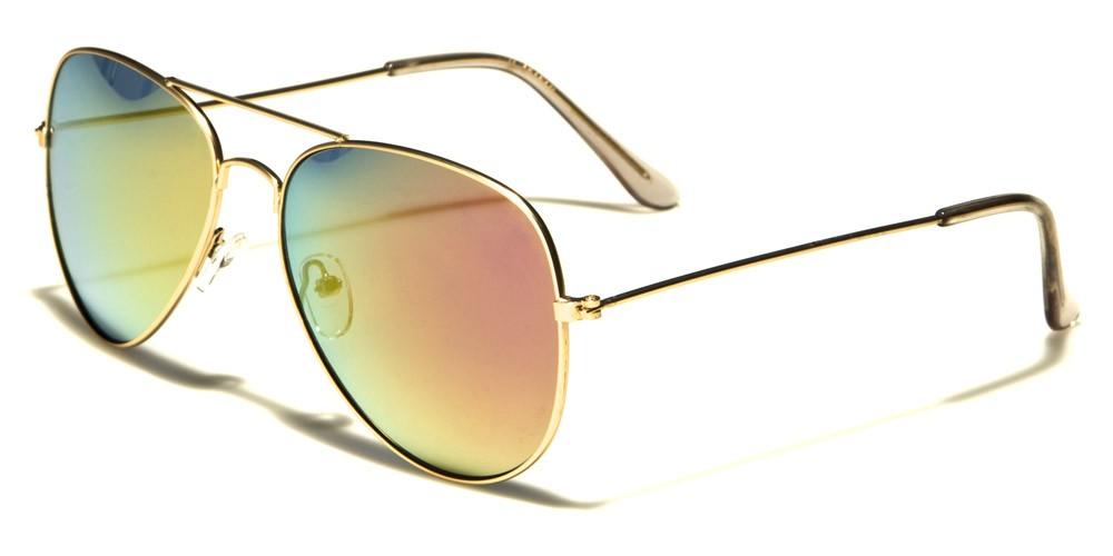 Air Force Aviator Unisex Bulk Sunglasses AF101-MGRV c0e49c7699