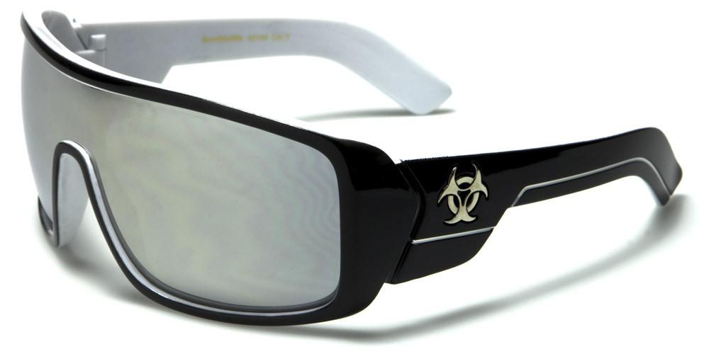 12f3b915196a8 Biohazard Shield Men s Wholesale Sunglasses BZ66168