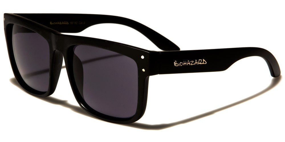 abc6050cbaea Biohazard Classic Unisex Wholesale Sunglasses BZ66182