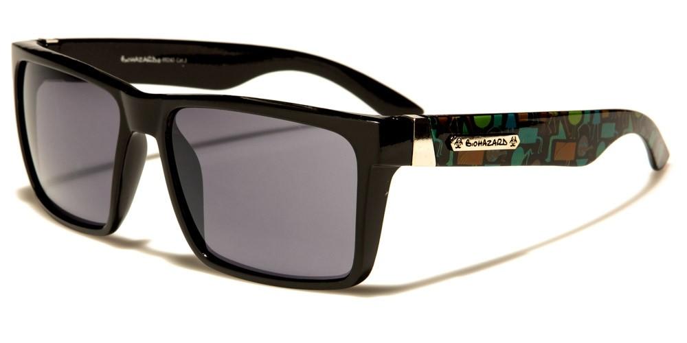 21d9e5045 Biohazard Square Unisex Sunglasses Wholesale BZ66243
