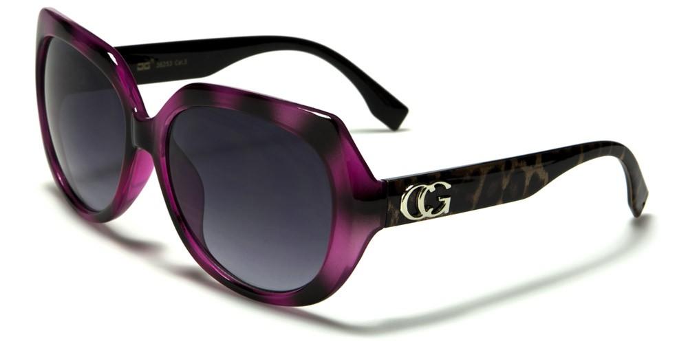 Wholesale Dozen New Women Fashion DG Eyewear Sunglasses Rhinestone Square 362