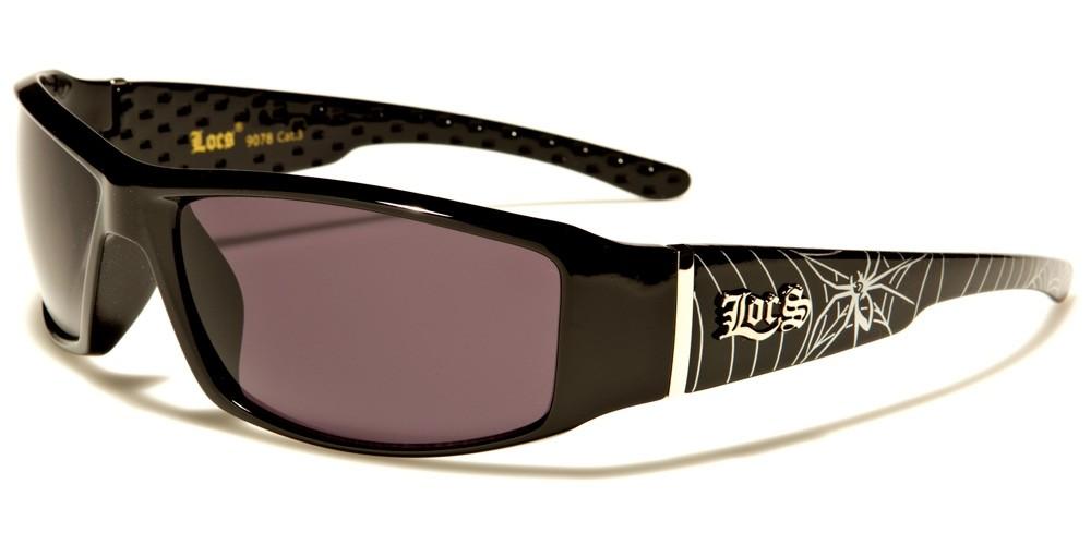 71a0a5b4ff0 Locs Rectangle Men s Wholesale Sunglasses LOC9078-P
