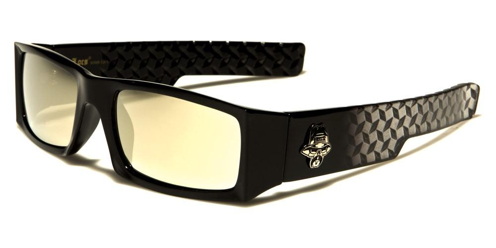 4fd6522fd1 Locs Rectangle Men s Sunglasses - LOC91049-SLM. LOC91049-SLM