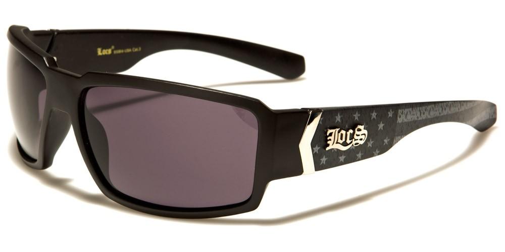 5a4a5cb0da Locs USA Flag Men s Wholesale Sunglasses LOC91084-USA