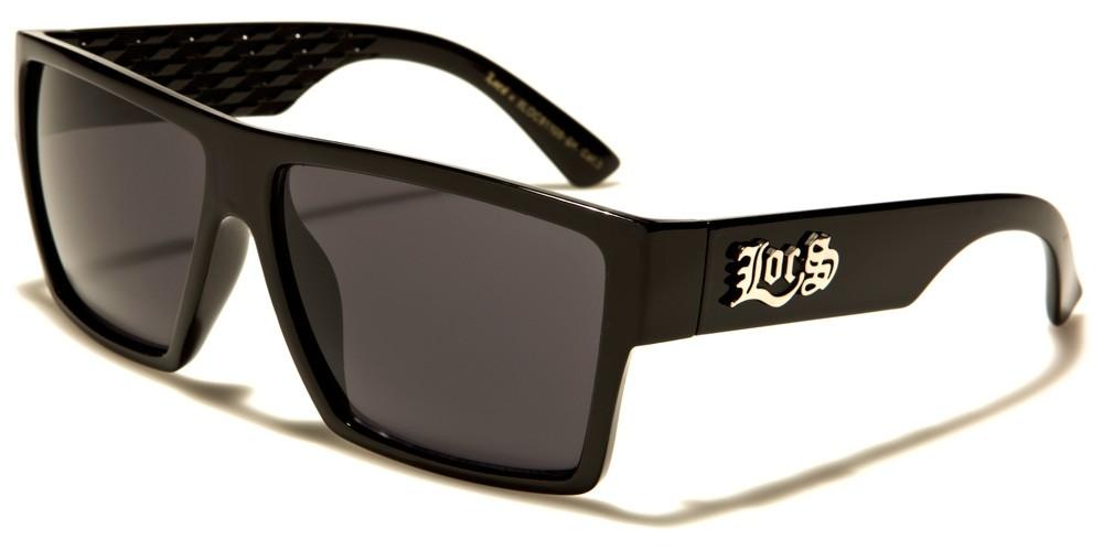 0d06c42aca Locs Square Men s Bulk Sunglasses LOC91105-BK