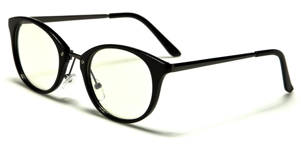 112bd7a2558 Nerd Round Unisex Wholesale Glasses NERD-036
