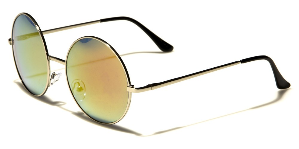 c597b5f360 Retro Rewind Round Unisex Bulk Sunglasses REW3020-CM