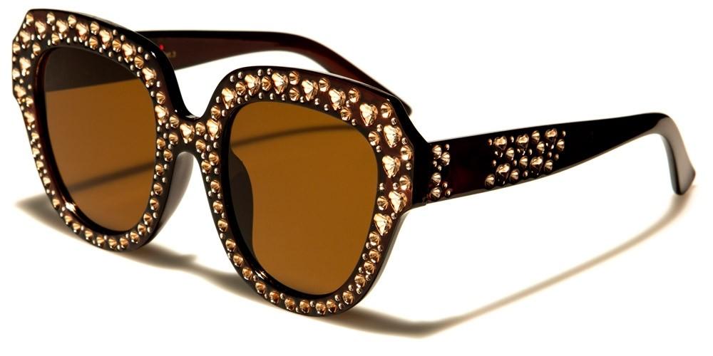 9bf93e0d9a4 VG Oval Rhinestone Sunglasses Wholesale RS1934
