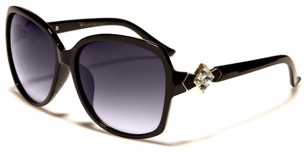 72818fbb0a67e VG Butterfly Rhinestone Sunglasses Wholesale RS1966