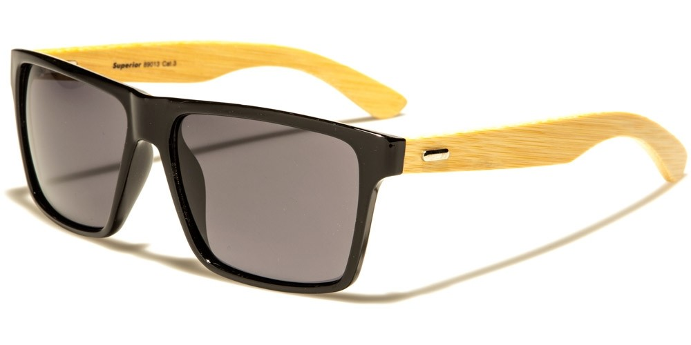 6982bcdf01 Superior Classic Bamboo Sunglasses Wholesale SUP89013