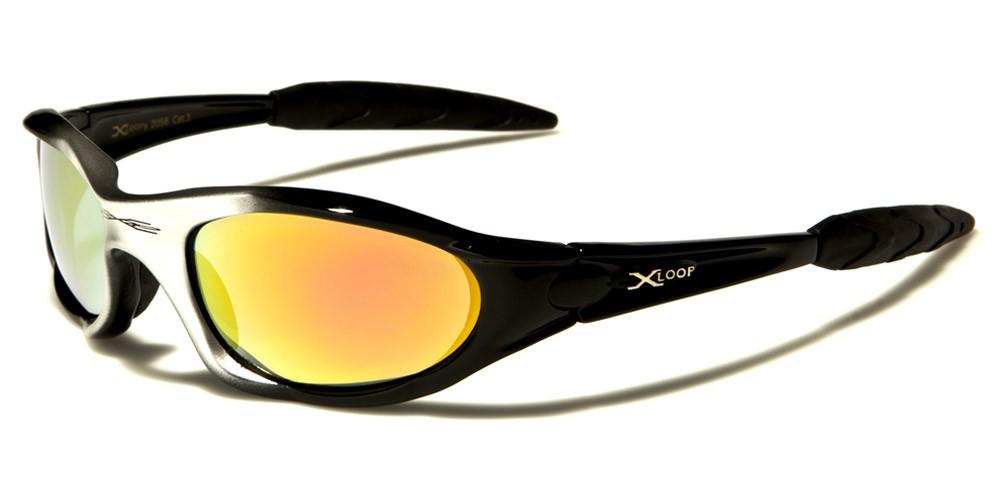 Xloop Homme ou Femme Sports Designer Lunettes de soleil XL01