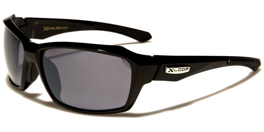 39ad47fe7f9 X-Loop Rectangle Men s Bulk Sunglasses XL2504