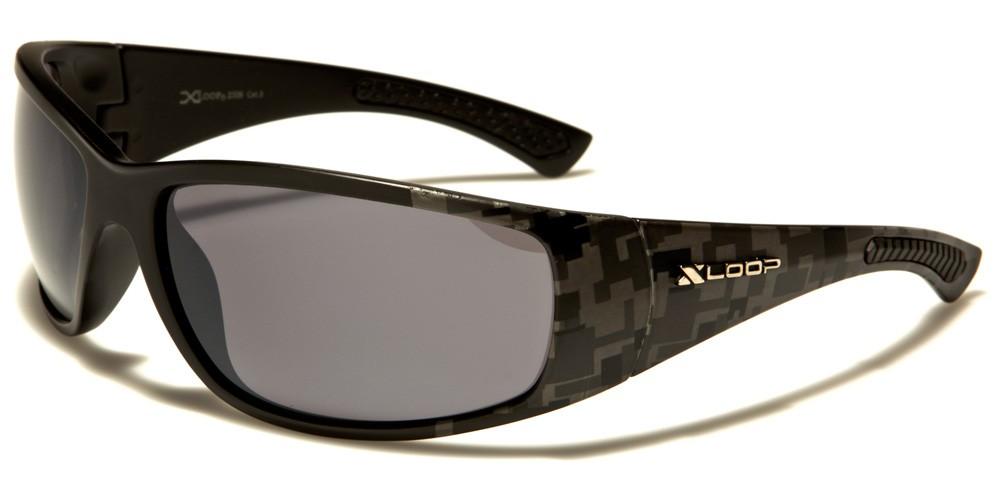 349ecdb8ee X-Loop Camouflage Men s Sunglasses Wholesale XL2516