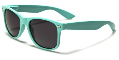 Classic Unisex Sunglasses Wholesale WF01-TEAL - One Pair