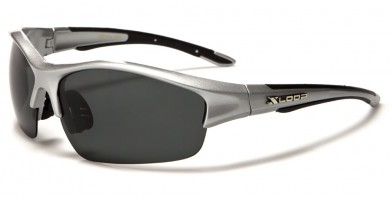X-Loop Polarized Men's Sunglasses In Bulk XL48102PZ - One Pair