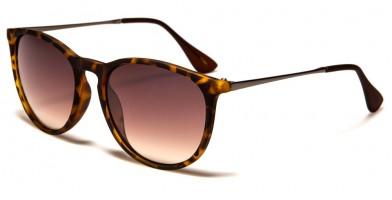 Classic Round Unisex Sunglasses Wholesale 713002