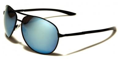 Arctic Blue Aviator Unisex Sunglasses Wholesale AB-22