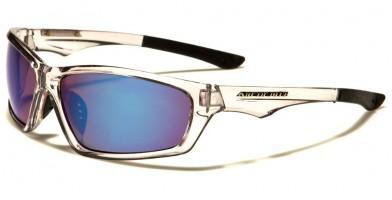Arctic Blue Oval Men's Wholesale Sunglasses AB-25
