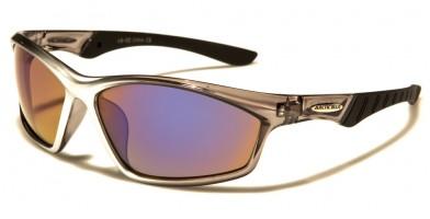 Arctic Blue Oval Men's Sunglasses Wholesale AB-32