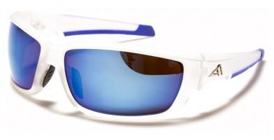 Arctic Blue Oval Men's Sunglasses Wholesale AB-53