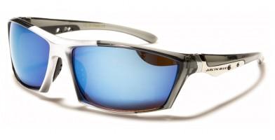 Arctic Blue Rectangle Men's Sunglasses Wholesale AB-58