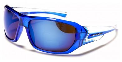 Arctic Blue Oval Men's Sunglasses Wholesale AB-59