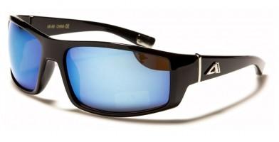 Arctic Blue Rectangle Men's Wholesale Sunglasses AB-60
