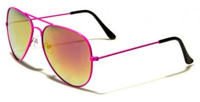 Air Force Aviator Unisex Sunglasses Wholesale AF101-NEON