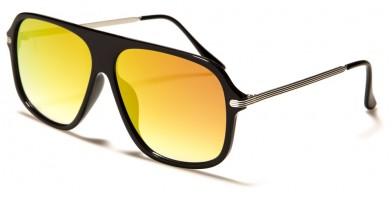 Aviator Mirrored Unisex Bulk Sunglasses AV-5450-CM