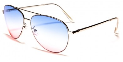 Air Force Aviator Unisex Wholesale Sunglasses AF111-OCEAN