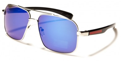 Air Force Rectangle Aviator Sunglasses in Bulk AV5145