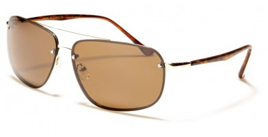 Air Force Rimless Men's Wholesale Sunglasses AV5149