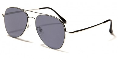Air Force Flat Lens Aviator Bulk Sunglasses AV588-MIX