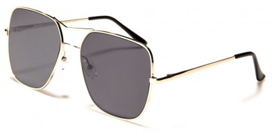 Air Force Square Aviator Sunglasses Wholesale AV591