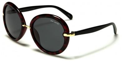 BeOne Round Women's Wholesale Sunglasses B1PL-MORGAN