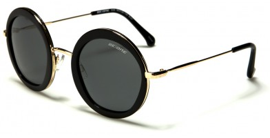 BeOne Round Women's Sunglasses Wholesale B1PL-ZOE