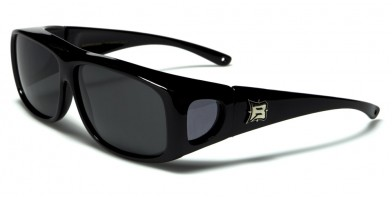 Barricade Polarized Fit-Over Sunglasses Wholesale BAR601PZ
