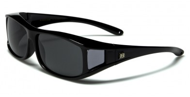 Barricade Polarized Fit-Over Wholesale Sunglasses BAR602PZ