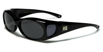 Barricade Polarized Fit-Over Sunglasses In Bulk BAR604PZ