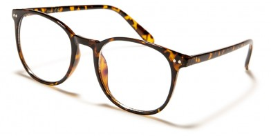 Blue Light Blocking Classic Glasses Wholesale BL2008-TORT