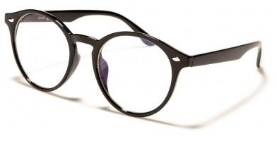 Blue Light Blocking Classic Glasses in Bulk BL2009-BLK