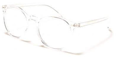 Blue Light Blocking Classic Glasses Wholesale BL2010-CLR
