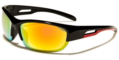 Semi-Rimless Men's Wholesale Sunglasses BP0074-CM