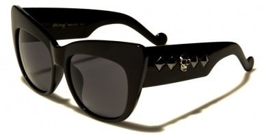 Black Society Cat Eye Wholesale Sunglasses BSC5201