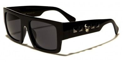 Black Society Square Unisex Sunglasses In Bulk BSC5204