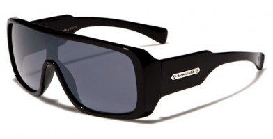 Biohazard Square Men's Wholesale Sunglasses BZ106MIX