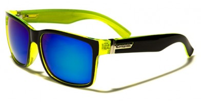 Biohazard Rectangle Men's Bulk Sunglasses BZ135MIX