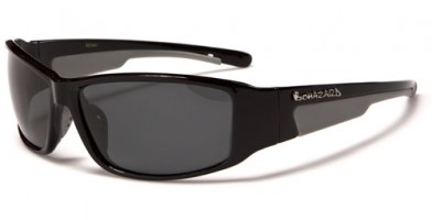 Biohazard Polarized Men's Sunglasses In Bulk BZ4404PZ