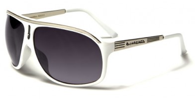 Biohazard Aviator Men's Wholesale Sunglasses BZ6312